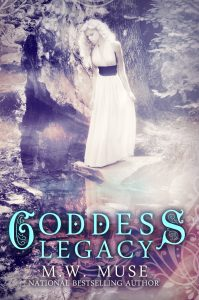 Book Cover: Goddess Legacy