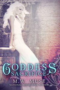 Book Cover: Goddess Sacrifice