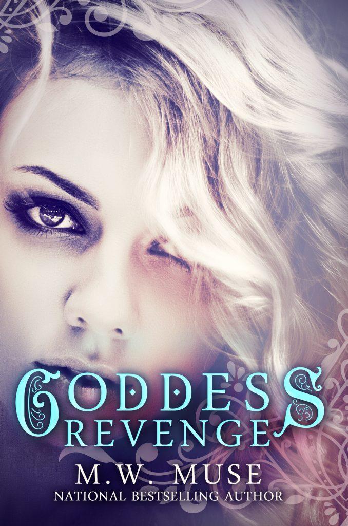 Book Cover: Goddess Revenge