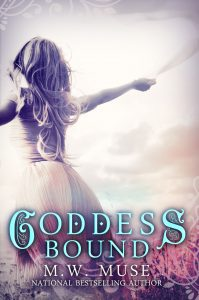 Book Cover: Goddess Bound